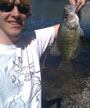 The crappie kid and a Slab!