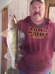 Another Walleye from Sand Burr!