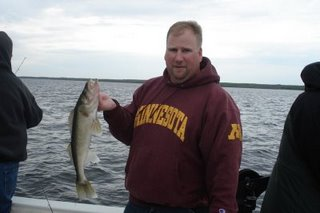 Walleye Picture 10 from Wigwam Fisherman!